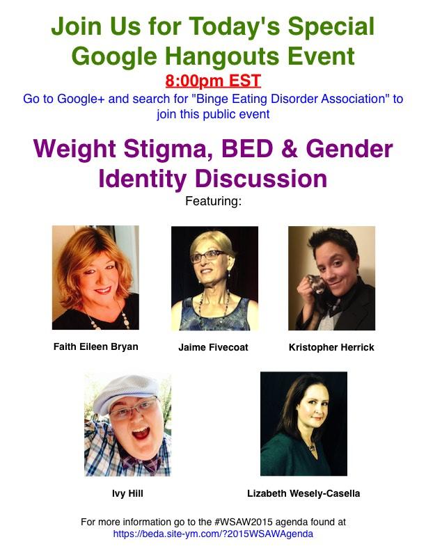 Daily Invite - WEDNESDAY Trans
